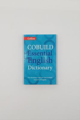 COLLINS COUBUILD ESSENTIAL ENGLISH DICTIONARY